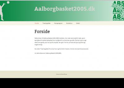 Aalborg Basket 2005 v2