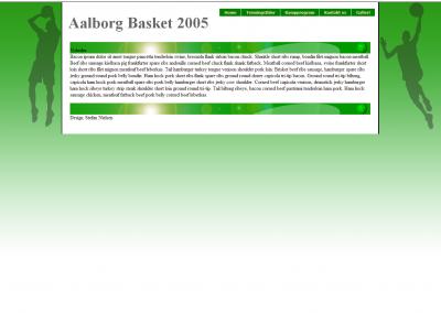 Aalborg Basket 2005 v1