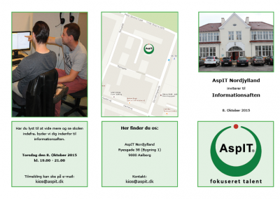 AspIT Infohæfte